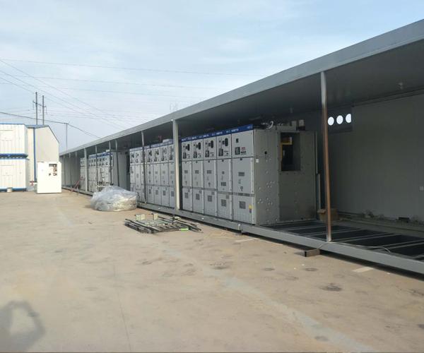 电气设备集装箱