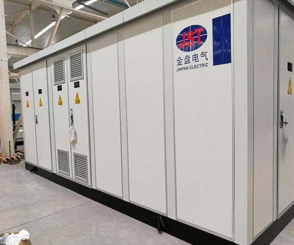 电力集装箱预制舱