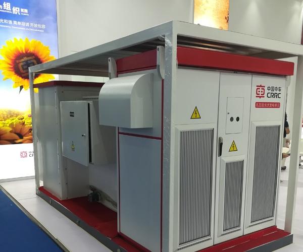 电力集装箱